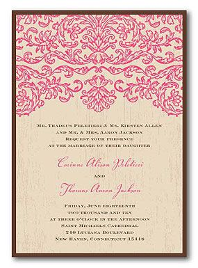 Wording For Spanish Wedding Invitations is awesome invitation layout