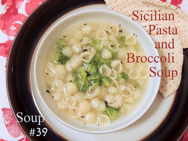 broccoli and pasta soup the wednesday chef 10 best cream of broccoli ...