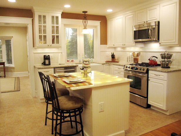 Eat In Kitchen Designs Awesome Decorating Design