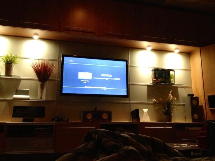 Entertainment Center Ikea Ikea Pinterest