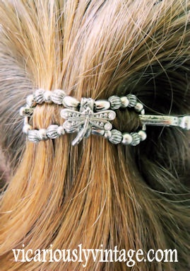 Lilla Rose Clip Review & Giveaway! Ends Saturday night, 9/15