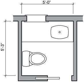 Bathroom Floor Plans Bathroom Floor Plan Design Gallery Simple