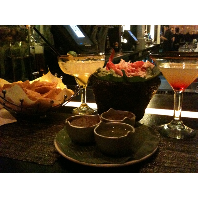 Lobster guacamole at Temazcal in Boston | Boston, etc. | Pinterest