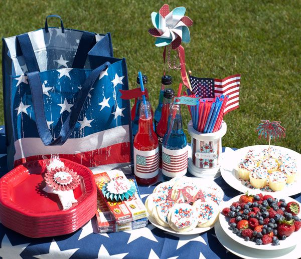 4 of july traditions