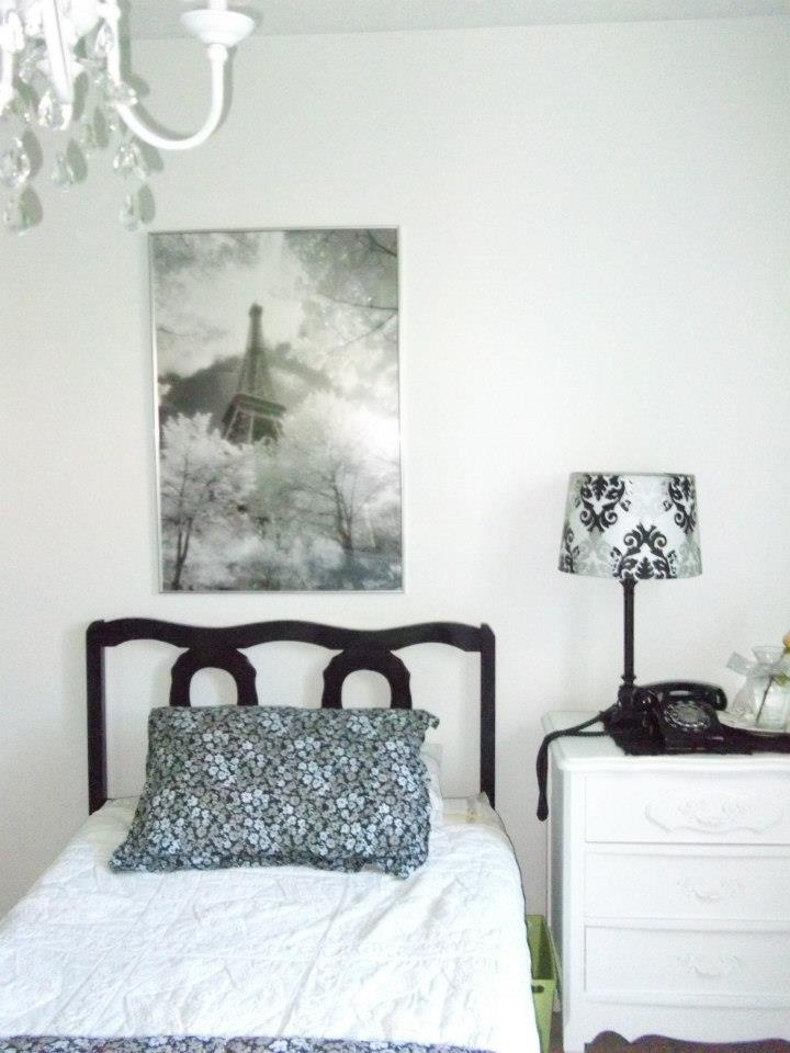 paris theme bedroom done on a budget paris room pinterest