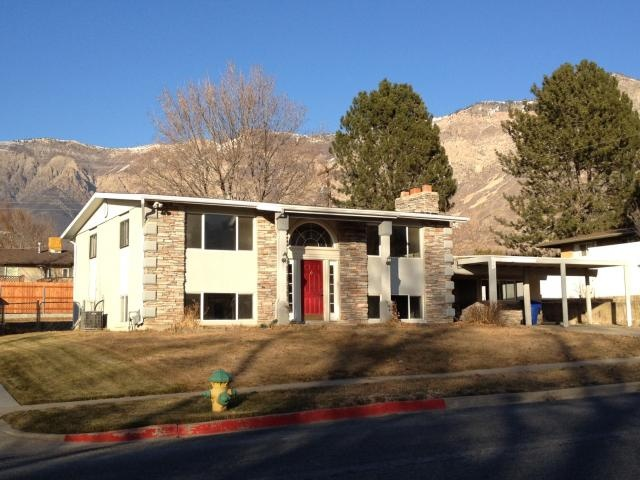 rent this house in north ogden for a month home is completely