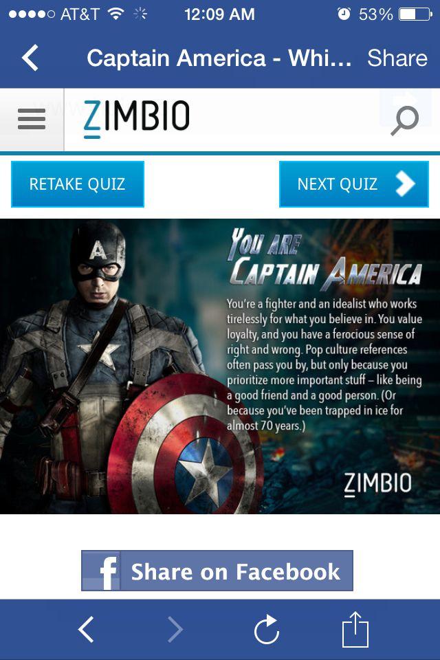 Quizzes - Fun Personality Quizzes - Zimbio
