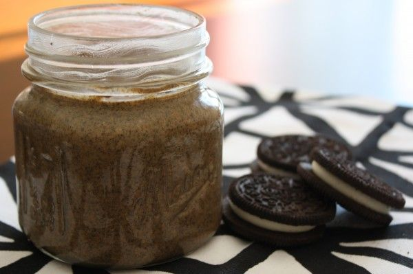 Cookies and Cream Peanut Butter | Accompaniments | Pinterest