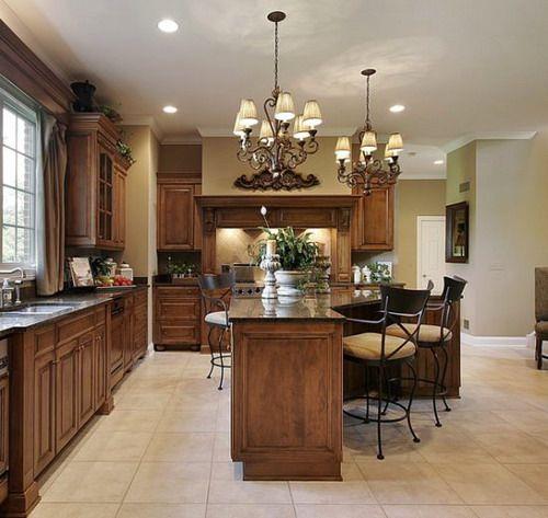 Elegant Kitchen Chandelier Design Home Decor Pinterest