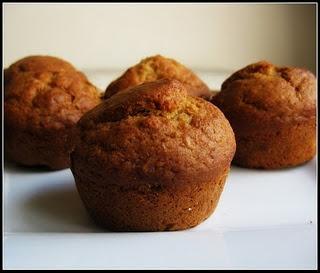 Squash Muffins