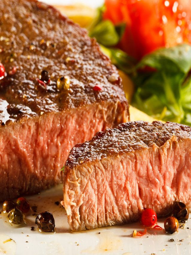 Perfect Grilled Steak Recipe | Healthy eating | Pinterest