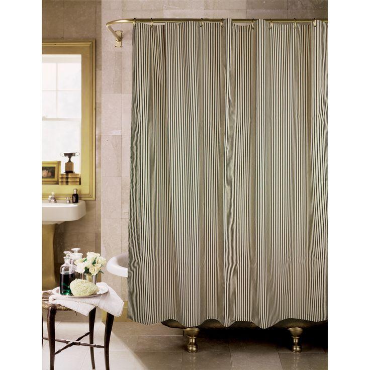 Black & White Checkered Curtains Black and Peach Shower Curtain