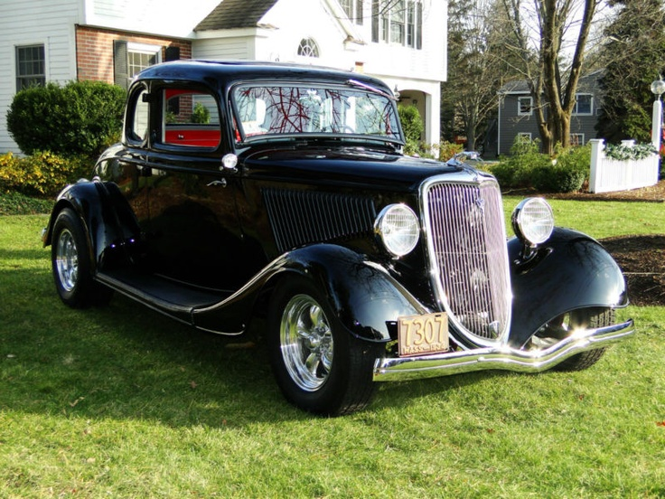 1934 ford 5 window coupe model 40a willys pinterest for 1934 ford coupe 5 window