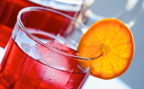 Nothing But Net Spiced Rum Punch | Recipes | Pinterest