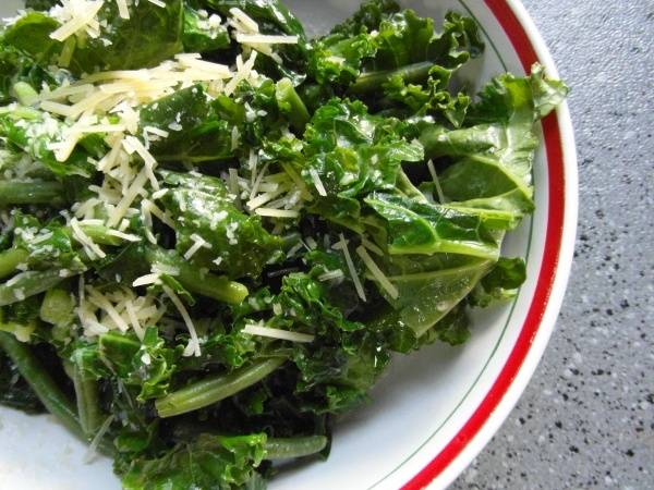 SCD Garlicky Greens | SCD | Pinterest