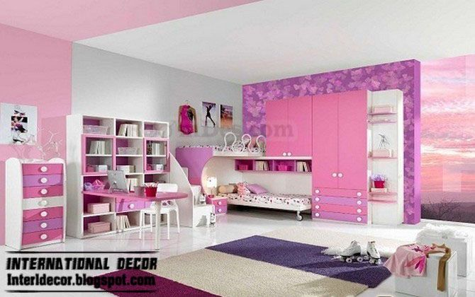 Teen Girl Bedroom Ideas | Teen girls bedroom romantic ... | vbedroom