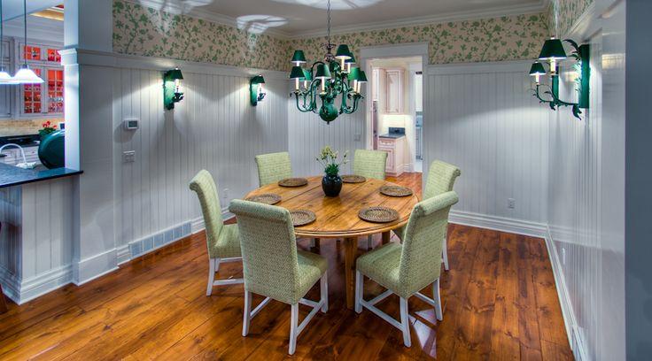 Beadboard Dining Rooms Pinterest