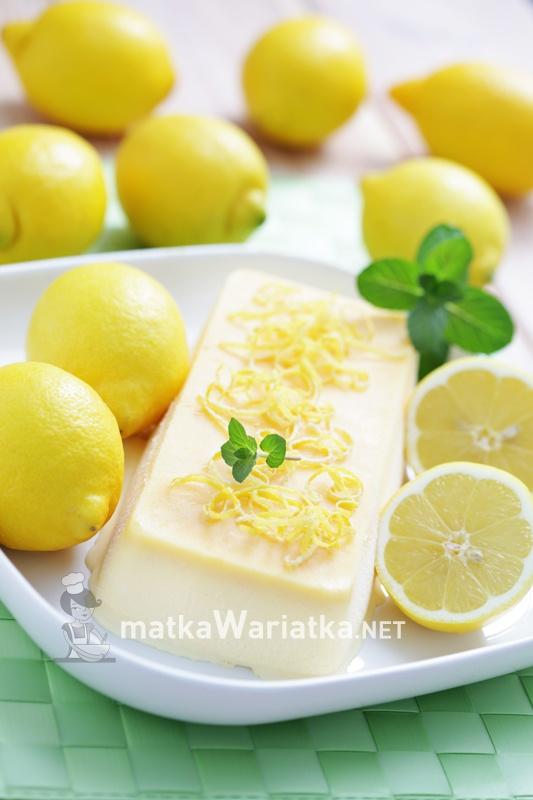 lemon semifreddo :) | Desserts | Pinterest