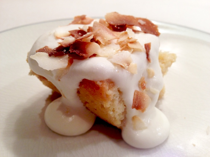 Tres Leches De Coco (Coconut Tres Leches Cake) Recipes — Dishmaps