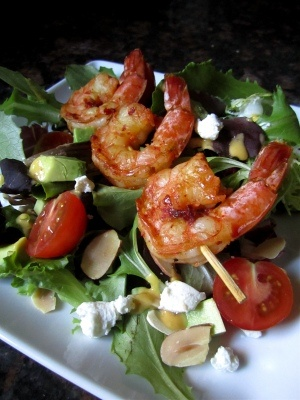Chipotle-Lime Shrimp | Food for Thought & My Belly! | Pinterest