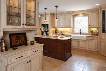 Orlando traditional kitchen tampa busby cabinets