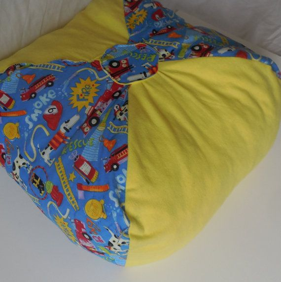 Floor Pillows For Daycare : Child size (preschool or toddler) square floor pillow, pouf chair, be?
