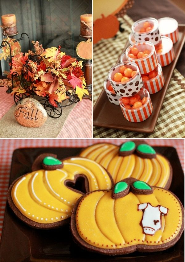 fall themed baby shower fall baby shower theme with dessert bar my