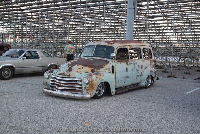 Vintage Suburban 115