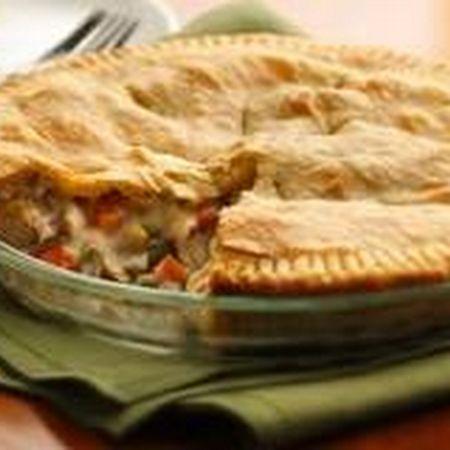 Classic Chicken Pot Pie | Recipes | Pinterest
