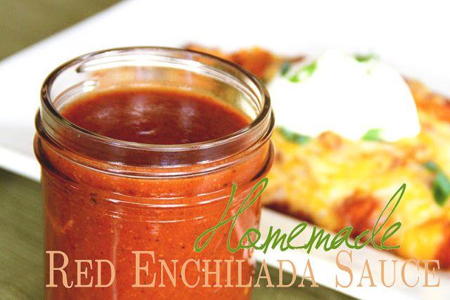 Enchilada sauce | Food | Pinterest