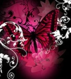 Gothic Butterfly Wallpapers Found On Fsazedge
