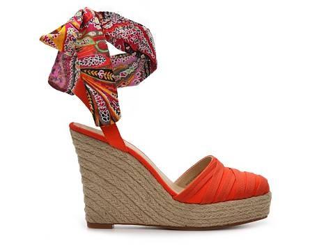Levity Sierra Wedge Sandal