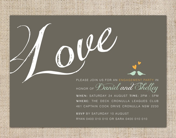 Wording For Reception Only Invitation is good invitation layout