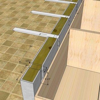 bracket hidden granite bracket countertop support that will not be ...