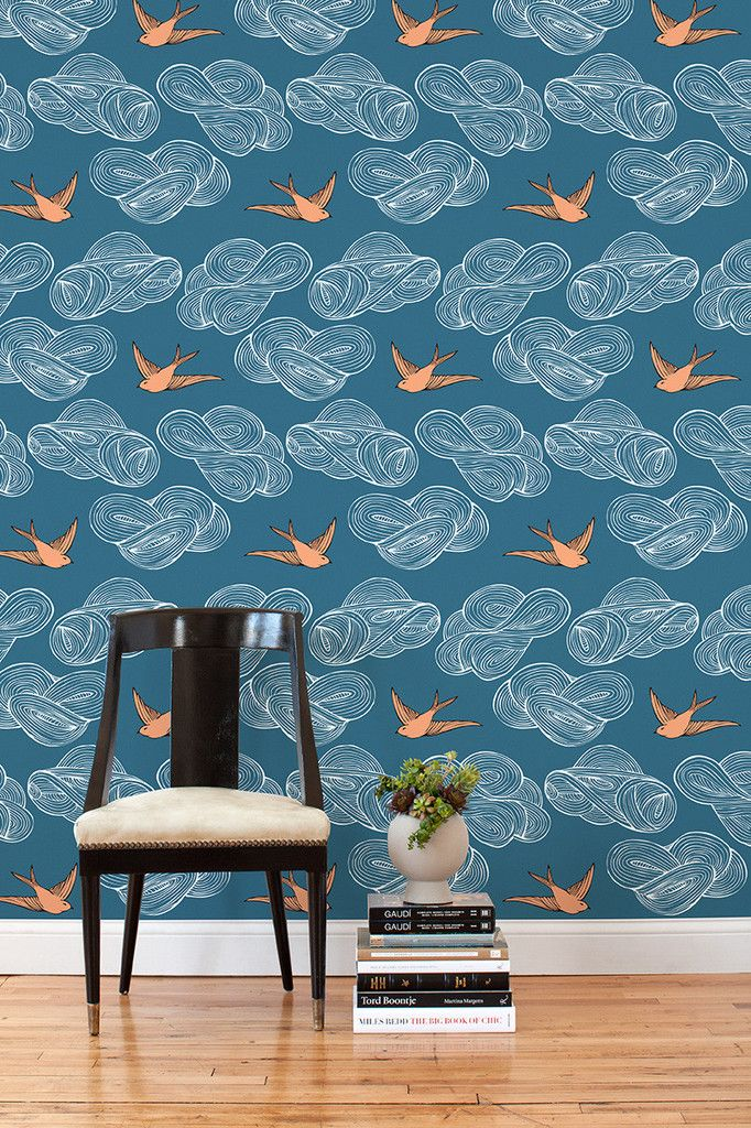 Hygge West Removable Wallpaper Home Sweet Home Pinterest