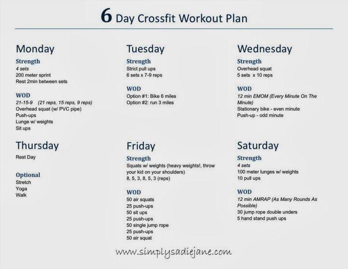 crossfit endurance 12 week program pdf