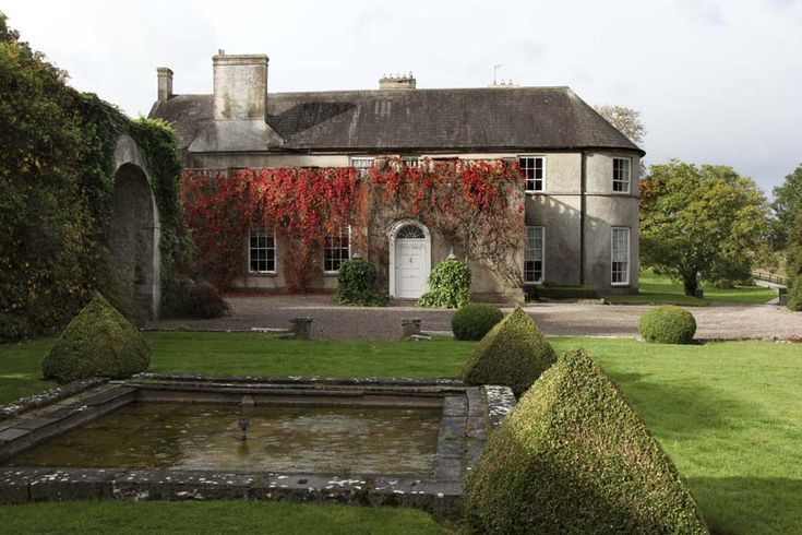 a simple 5 bedroom, 1.5 million dollar house in Cork.