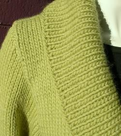 Shawl Collar Cardigan Knitting Pattern tricot clothing Pinterest
