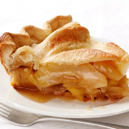 Classic Apple Pie Recipe — Dishmaps