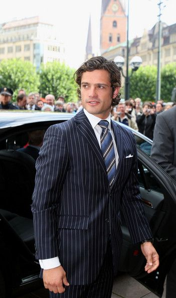 Prince Carl Philip of Sweden.....I can live in Sweden