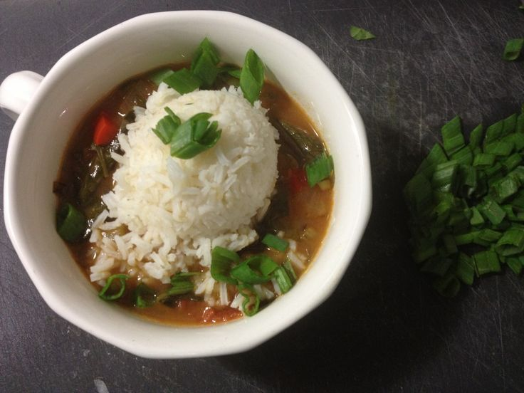 Green Gumbo | Best of Food Blogger Recipes | Pinterest