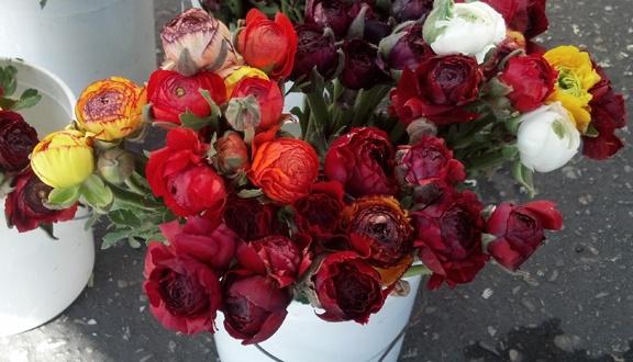 article fiery orange wedding bouquets