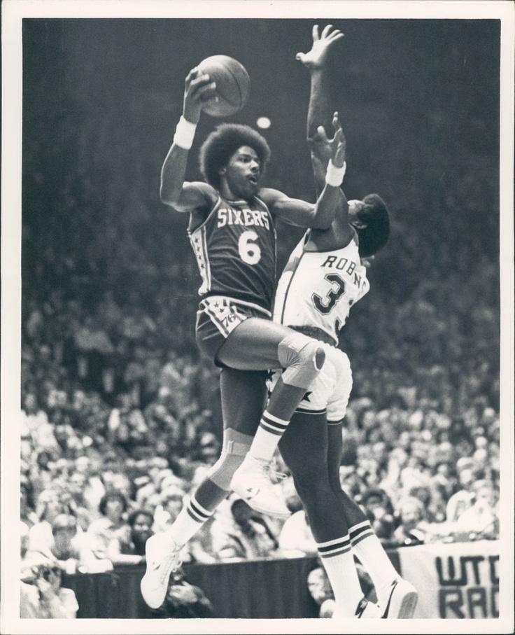 Julius Erving - Philadelphia 76ersJulius Erving 76ers