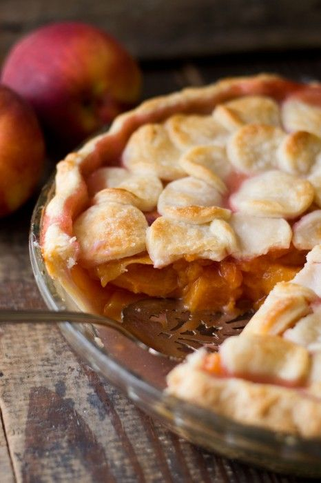 Peach Pie - Savor sweet, juicy peaches this summer with our best peach ...