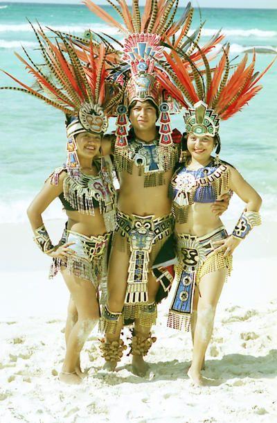Mayan headdress