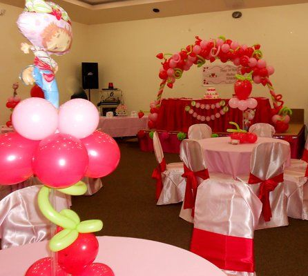 strawberry shortcake theme strawberry shortcake theme pinterest