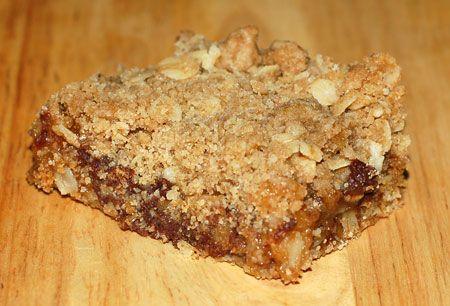 Oatmeal Carmelitas | Brownies & Bars | Pinterest