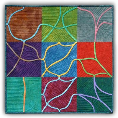 Quilt by Connie Rohman
