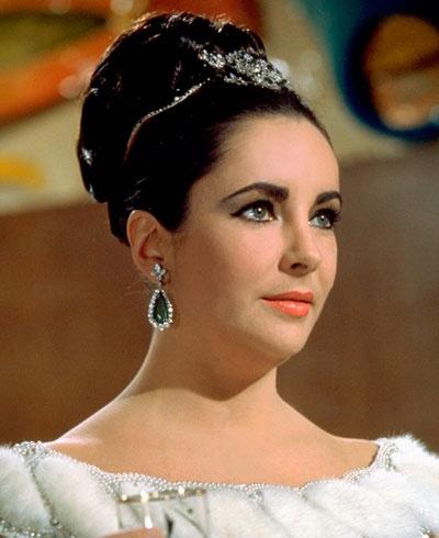 Elizabeth Taylor: Jewelry Lover, Movie Legend | Celebrities ...