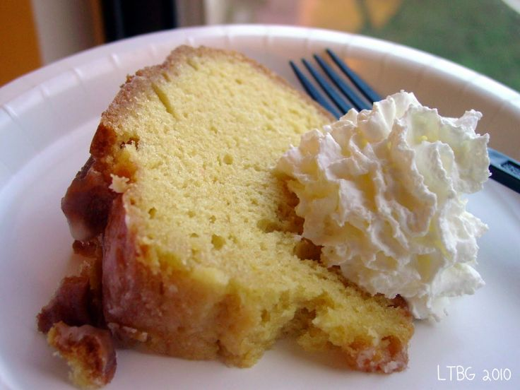 Golden Yum Rum Cake | Sweets | Pinterest